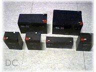 DC Solar Rechargeable Batteries - Kamtex Solar
