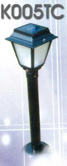 K005TC Solar Garden Light - Kamtex Solar