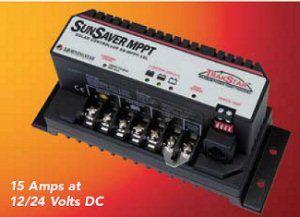 Morningstar SunSaver MPPT Solar Charge Controller - Kamtex Solar