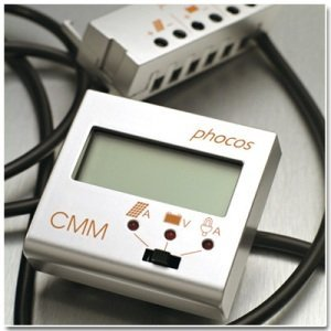 Phocos CMM Solar Charge Controller Remote Display - Kamtex Solar