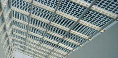 bipv glass roof