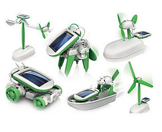 epoxy laminated solar toy