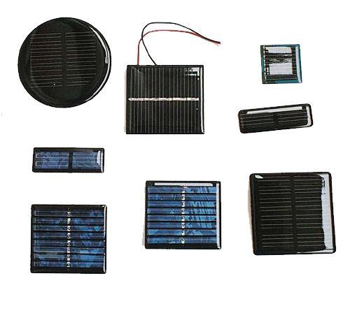 epoxy laminated solar types