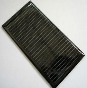 epoxy laminated solarpanel front