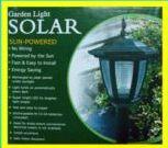 Solar Garden Lightings
