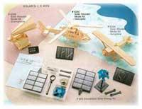 Solar Gramaphone DIY Kit - Kamtex Solar