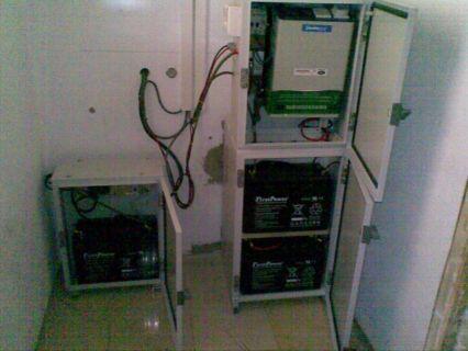 Solar system installed in Tonga Kamtex Solar Singapore