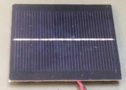KMX 1.2W mini solar panel kamtexsolar