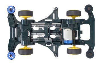 solar car kit chassis