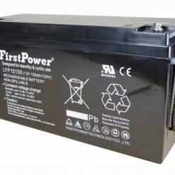 Firstpower 12V 150Ah solar battery