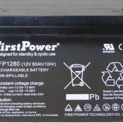 Firstpower 12V 80Ah battery